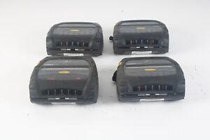Zebra ZQ520 ZQ52-AUE0000-00 Mobile Thermal Imprimante Lot De 4 - Comme Est