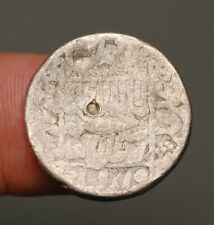 I48-11 Mughals, Shah Jahan 1628-1658AD, builder of the Taj Mahal, silver rupee