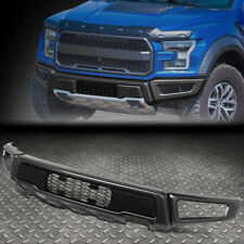 FOR 15-18 FORD F150 HEAVY DUTY STEEL FRONT LOWER BUMPER FACE BAR RAPTOR STYLE