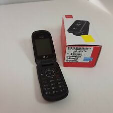 LG LG-VN170 Revere 3 Cellphone - Black (Verizon)