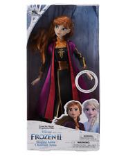Disney Store - Frozen 2 Anna Singing Doll