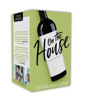 On The House 30 bottle wine kits New name for California Connoisseurs full range