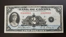 Bank of Canada 1935 $2 BC-3 English Osborne-Towers A3490919