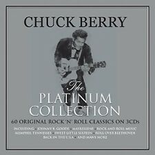 Chuck Berry - Platinum Collection [New CD] UK - Import