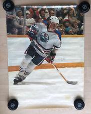 1980 Wayne Gretzky Campus Crew Edmonton Oilers Poster