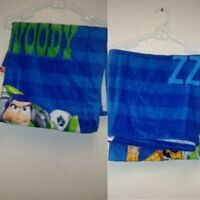 "New Disney Toy Story 4 Buzz Woody Cotton Beach Towel 28"" x 58"" 100% Cotton"