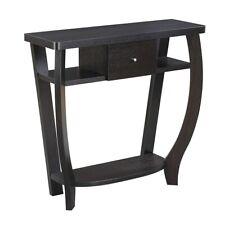 Convenience Concepts Newport Dorchester Console Table, Espresso - 121579ES