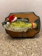 Big Mouth Billy Bass Singing Fish christmas 1999