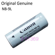 Genuine Original Canon NB-9L NB9L Battery For IXUS1000HS SD4500IS IXY50S CB-2LBE