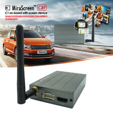 MiraScreen C1 Car WiFi Display Dongle WiFi Mirror Box Airplay GPS Miracast DLNA