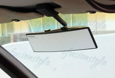Broadway Universal 300mm Wide Convex Interior Clip On Car Truck Rear View Mirror