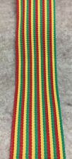 Ethiopian ribbon for the Star of Victory 1941