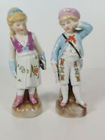 Conta & Boehme Pair of Figurines,  Appr.18cm Tall