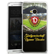 HTC One M7 Hülle Case Handyhülle - Sportgemeinschaft Dynamo Dresden
