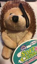 "VOTOYS PLUSH PAL PORCUPINE 6.5"" FUZZY SOFT DOG TOY. FREE SHIPPING TO THE USA"