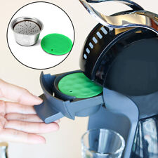 Steel Metal Reusable Dolce Gusto Coffee Capsule Pod Cup Tamper Coffee Filter New