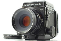 [TOP MINT] Mamiya RB67 Pro S + Sekor C 127mm F/3.8 + 120 Film Back From JAPAN