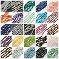 Gemstone Chip Nugget Beads 1 Strand Premium Quality BUY 4 GET 1 FREE!