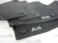 Audi A5 Sportback Tappetini in GOMMA A5 (Ab Mj. 17) Tutti i Mat Meteo 4stk