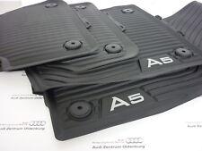 Audi A5 Sportback Gummimatten Audi A5 (ab Mj. 17) Audi Allwetterfussmatten 4Stk.