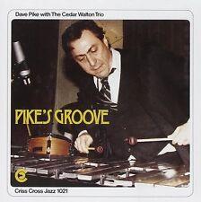 Dave Pike with the Cedar Walton Trio-Pike 's Groove Criss Cross Jazz CD 1021