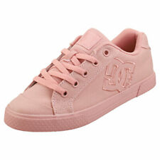 DC Shoes Chelsea Tx Womens Rose Casual Trainers - 6 UK