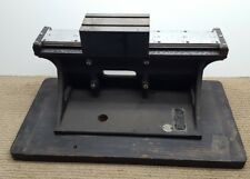 RARE Vintage Spencer Lens Co. American Optical Sliding Block Microtome, AO Base