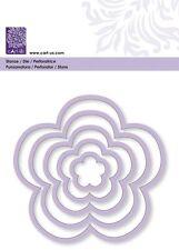 Prägeschablone ~ Stanzschablone ~ cArt-Us Blume ~ für Big Shot - Cuttlebug NEU