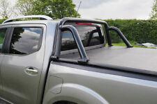 Nero Barra Rollio per Nissan Navara D40 - Alta Qualità Nero Barra Rollio