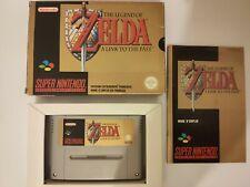 BEL ETAT ! ZELDA a link to the past  - Super Nintendo SNES