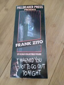 Distinctive Dummies Maniac 1980 Frank Zito 1/9 Scale Action Figure - Limited