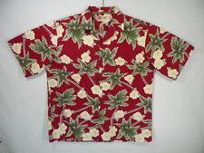 Beautifui, Bold Aloha Shirt by Hilo Hattie, 100% Cotton, sz XL