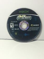 Metal Arms: Glitch in the System (Microsoft Xbox, 2003) Disc Only