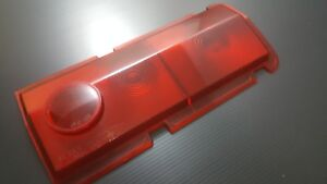 DATSUN 510 BLUEBIRD 68 Tail light Rear Lamps Lens RH  Genuine NOS JP