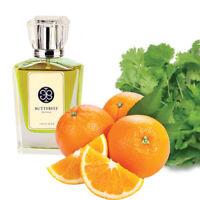 Orange & Coriander Scent, Butterfly Thai Perfume (60 ml.) Eau de Parfum