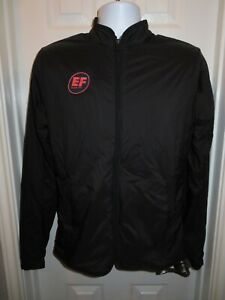2020 RAPHA EF Pro Cycling Team Lightweight Transfer Jacket Men's Small S Limited