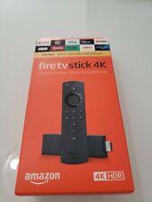 Amazon  Fire TV Stick 4K Streaming Media Player with Alexa New M