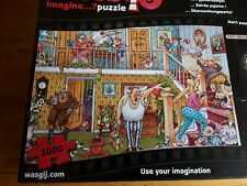 Puzzle Wasgij, 1000 Teile Nr.3