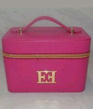 Especially Escada Beauty Case Makeup Cosmetic Bag Carrier Fragrance Pink & Gold