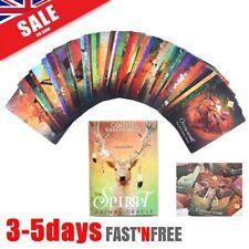 UK The Spirit Animal Oracle 68 Pieces Tarot Cards for the Spirit Animal Oracle**