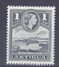 ANTIGUA, QE11, 1953 DEFINS, 1C, FORT JAMES, SG 150 MNH, SINGLE