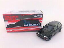 Tomica Limited Vintage NEO Tomytec Honda Civic SiR II EF9 Group A Black Diecast