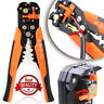 Self Adjustable Automatic Electrical Cable Wire Stripper Crimper Cutter Tool UK