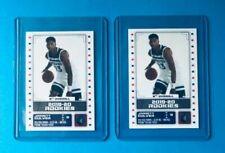 Cartes de basketball lot NBA