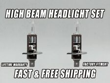 Factory Fit Halogen High Beam Headlight Bulbs For VOLKSWAGEN BEETLE 1998-2005 x2