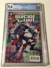 New Suicide Squad 3 Cgc 9.8 Variant