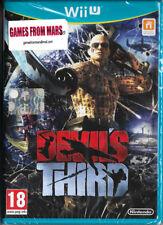 DEVIL'S THIRD - Nintendo Wii U - NUOVO