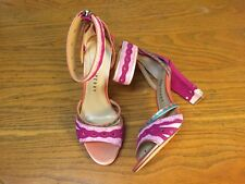 9bb5715cedd3 KATY PERRY THE KAI OPEN TOE HEEL SHOES NEW SIZE 8