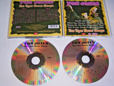 2 CD - Tom Jones The Tiger never Sleeps # R1