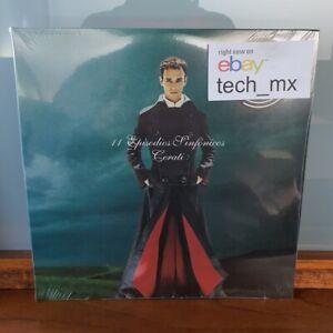11 Episodios Sinfonicos Gustavo Cerati Vinyl LP FREE Shipping NEW Sealed